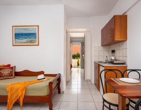ONE BEDROOM APARTMENT WITH GARDEN OR POOL VIEW